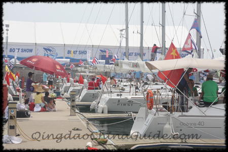 Sailing in Qingdao – Sailing Week 2010