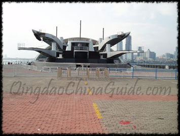 Qingdao Olympic Sailing Center Grand Theater