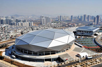 The Diamond & GuoXin Stadium