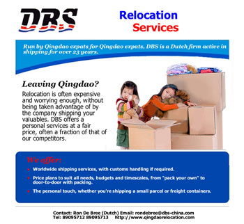 DBS Relocation Services