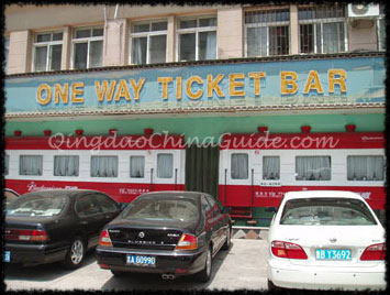One Way Ticket Bar